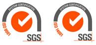 Logos SGS