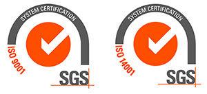 Logos Iso 9001-14001